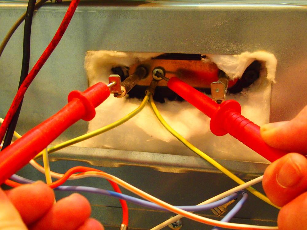 Comment tester la r sistance grill voute de votre four - Comment faire griller du pain au four ...
