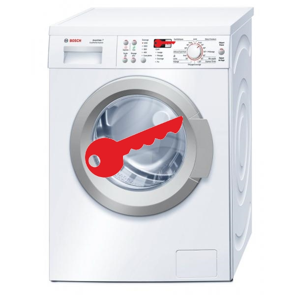 lave linge bosch maxx cle
